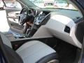 2010 Navy Blue Metallic Chevrolet Equinox LTZ  photo #20