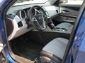 2010 Navy Blue Metallic Chevrolet Equinox LTZ  photo #24