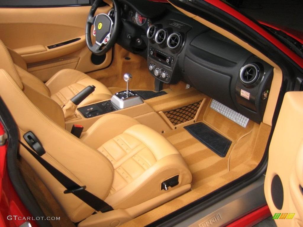 2006 Ferrari F430 Spider Interior Photo 52855380