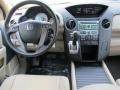 Beige Dashboard Photo for 2011 Honda Pilot #52858344