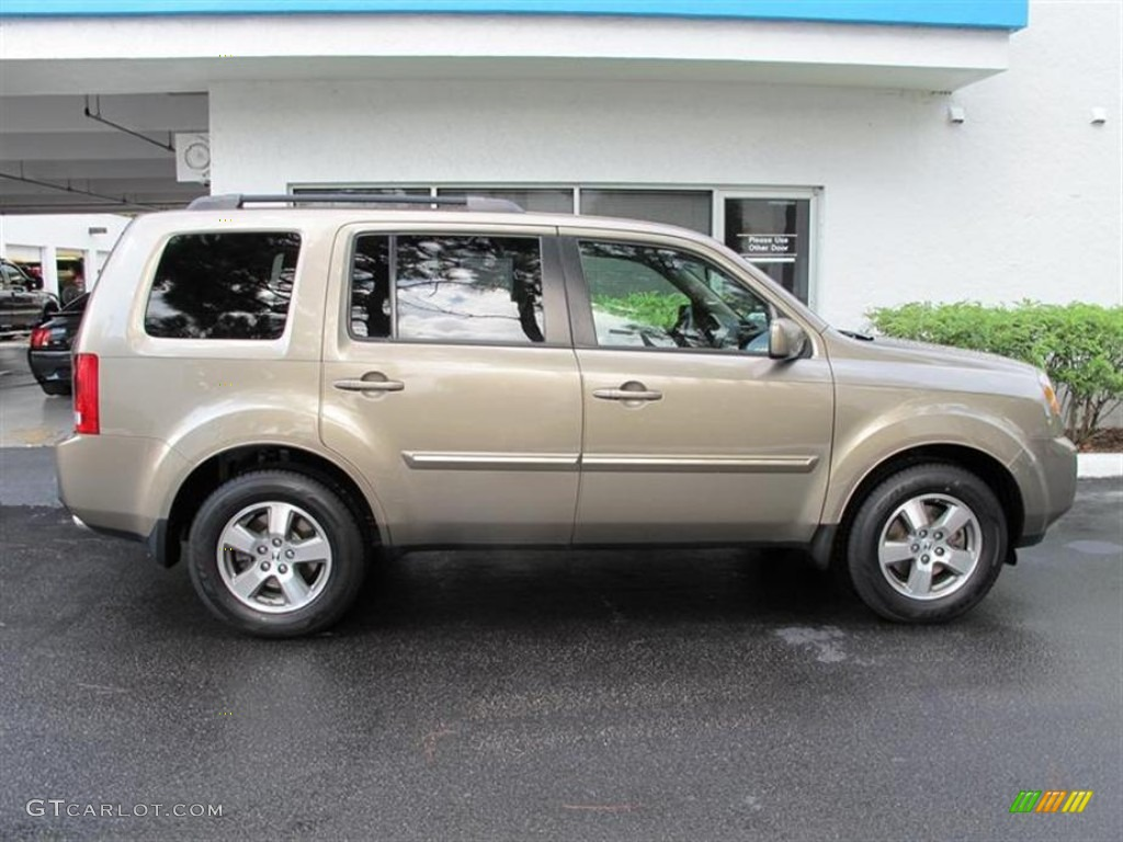 Mocha metallic 2009 honda pilot ex exterior photo - 2012 honda pilot exterior colors ...
