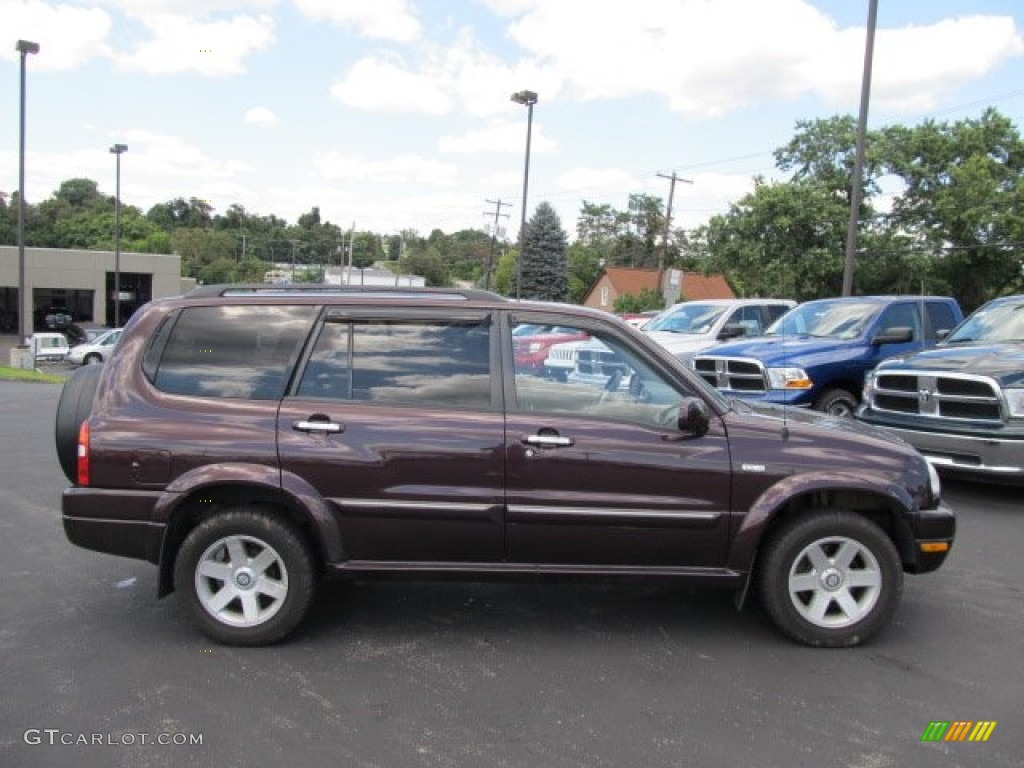 2003 burgundy red pearl suzuki xl7 touring 4x4 52817636 photo 2 gtcarlot com car color galleries gtcarlot com