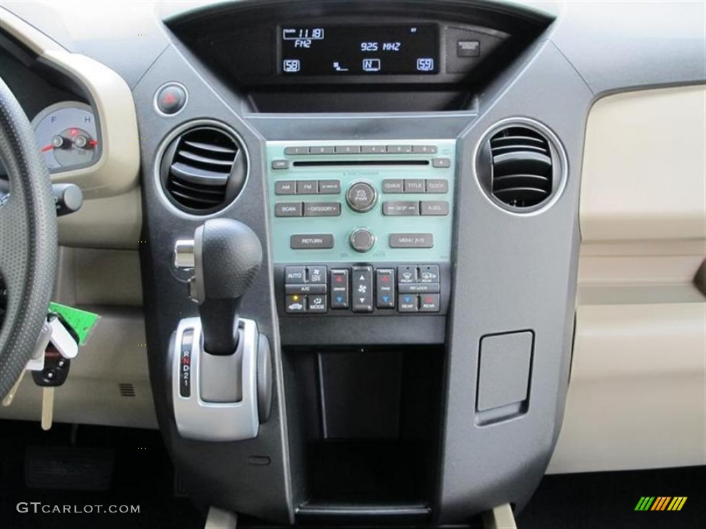 2009 Honda Pilot Ex Controls Photos