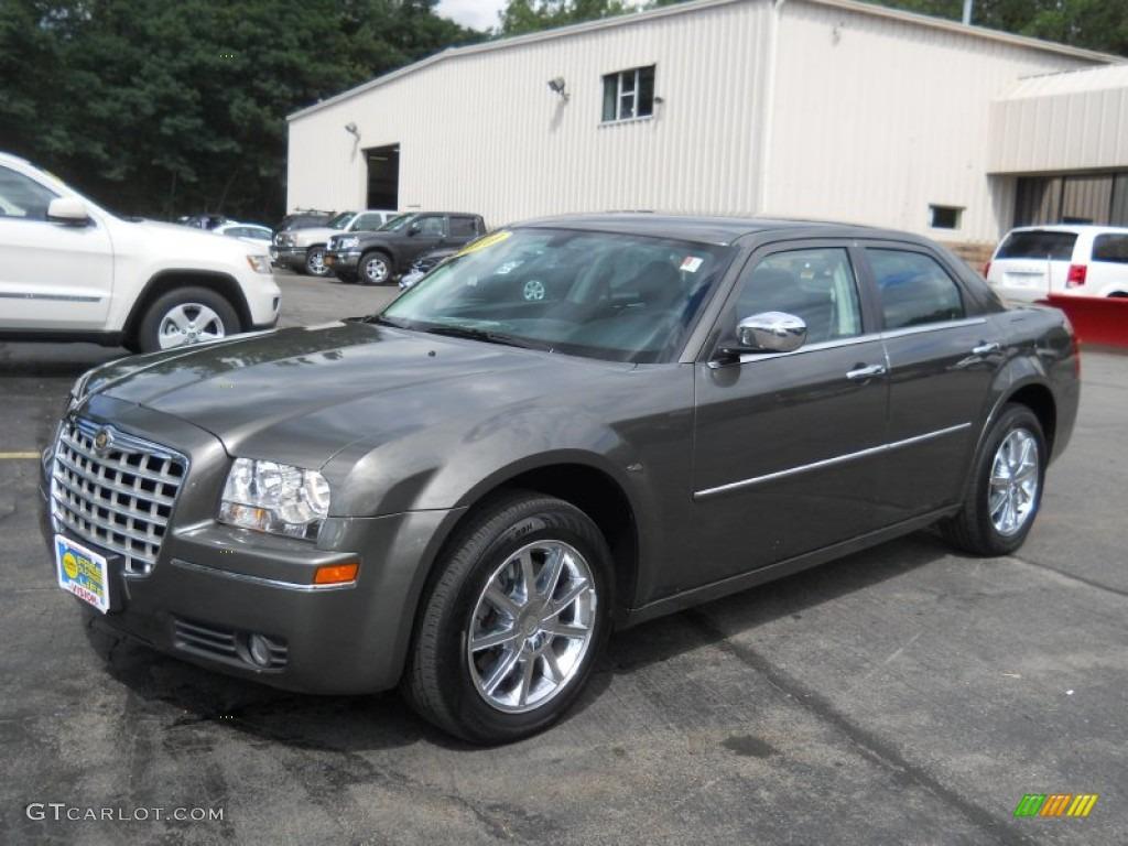 Paint Colors Grey 2010 Dark Titanium Metallic Chrysler 300 Touring Awd