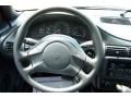 Graphite Gray Steering Wheel Photo for 2003 Chevrolet Cavalier #52872420