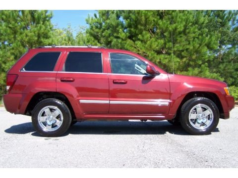 2007 jeep grand cherokee overland data info and specs. Black Bedroom Furniture Sets. Home Design Ideas