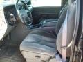 Dark Charcoal 2003 Chevrolet Silverado 2500HD Interiors