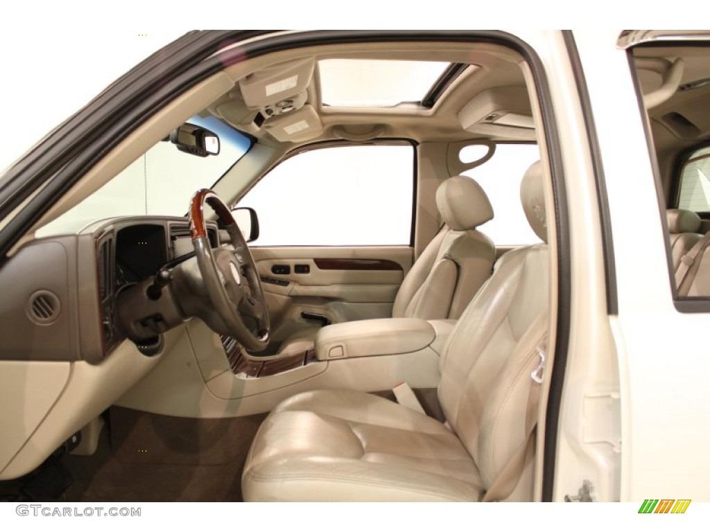 Shale Interior 2006 Cadillac Escalade Ext Awd Photo 52880571
