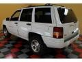 1996 Stone White Jeep Grand Cherokee Limited 4x4  photo #3