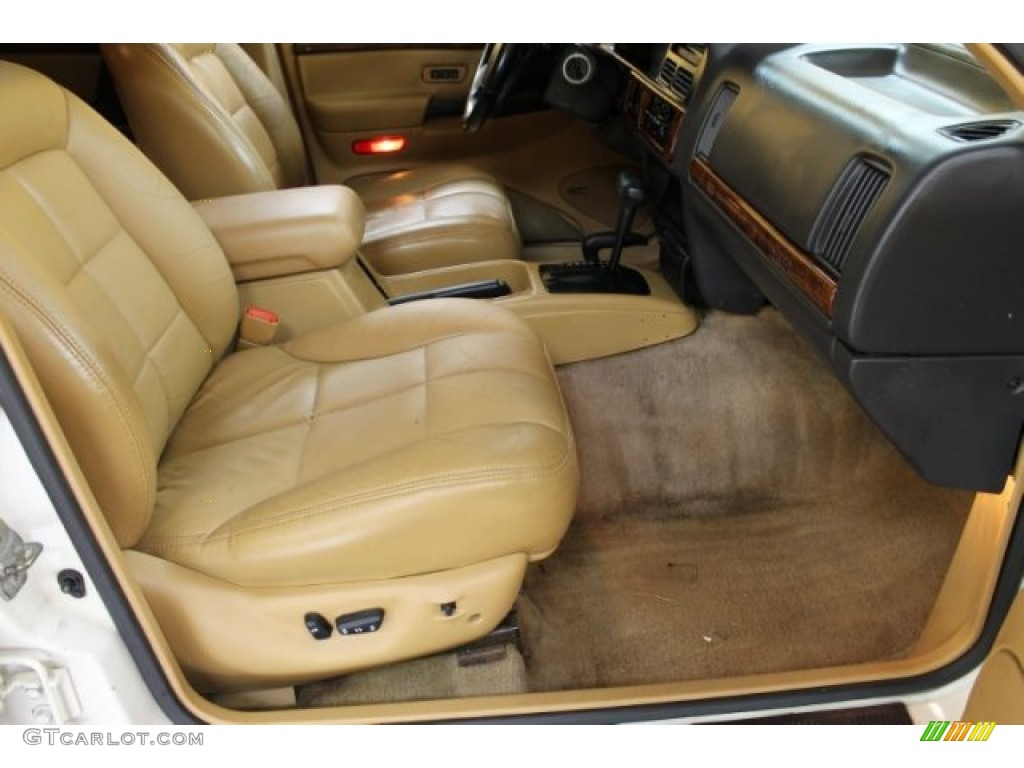 1996 stone white jeep grand cherokee limited 4x4 52817691 - 1996 jeep grand cherokee interior ...
