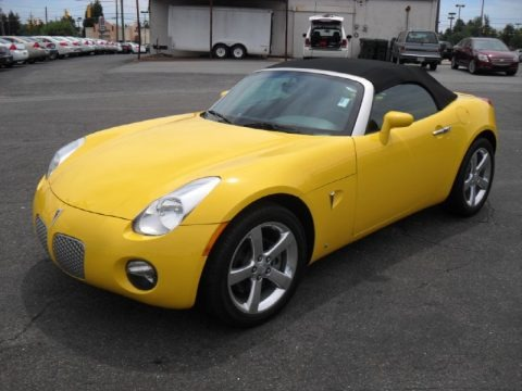 2008 pontiac solstice data info and specs. Black Bedroom Furniture Sets. Home Design Ideas