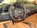 Dashboard of 2010 458 Italia