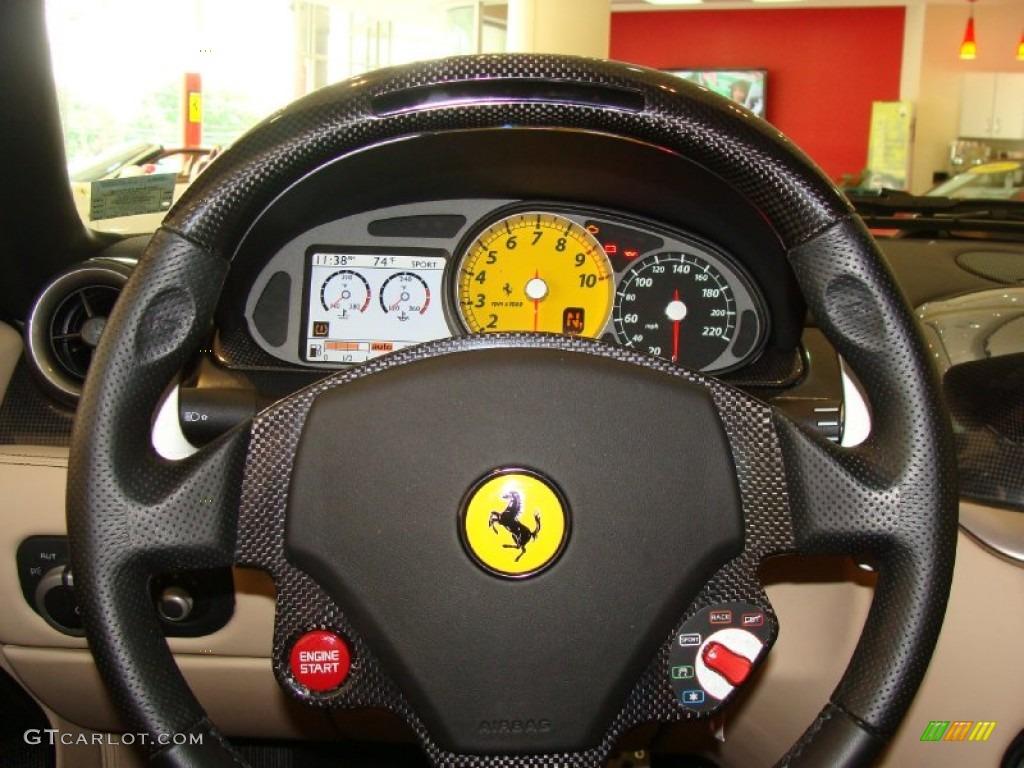2007 ferrari 599 gtb fiorano f1 sabia steering wheel photo 52886844 gtcarl. Cars Review. Best American Auto & Cars Review