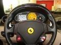 2007 Ferrari 599 GTB Fiorano Sabia Interior Steering Wheel Photo