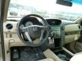 Beige Dashboard Photo for 2011 Honda Pilot #52892319