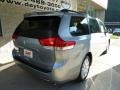 2011 Silver Sky Metallic Toyota Sienna LE AWD  photo #2