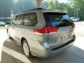 2011 Silver Sky Metallic Toyota Sienna LE AWD  photo #4
