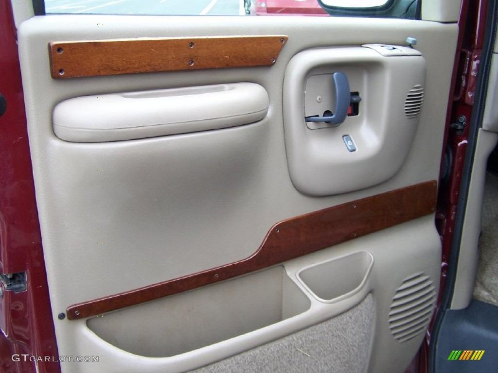1998 chevrolet chevy van g10 passenger conversion door panel photos for Chevy s10 interior door panels