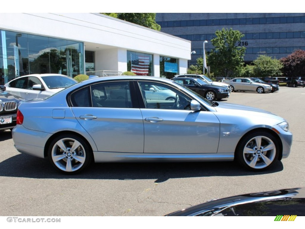 blue water metallic 2011 bmw 3 series 335i xdrive sedan exterior photo 52909368. Black Bedroom Furniture Sets. Home Design Ideas