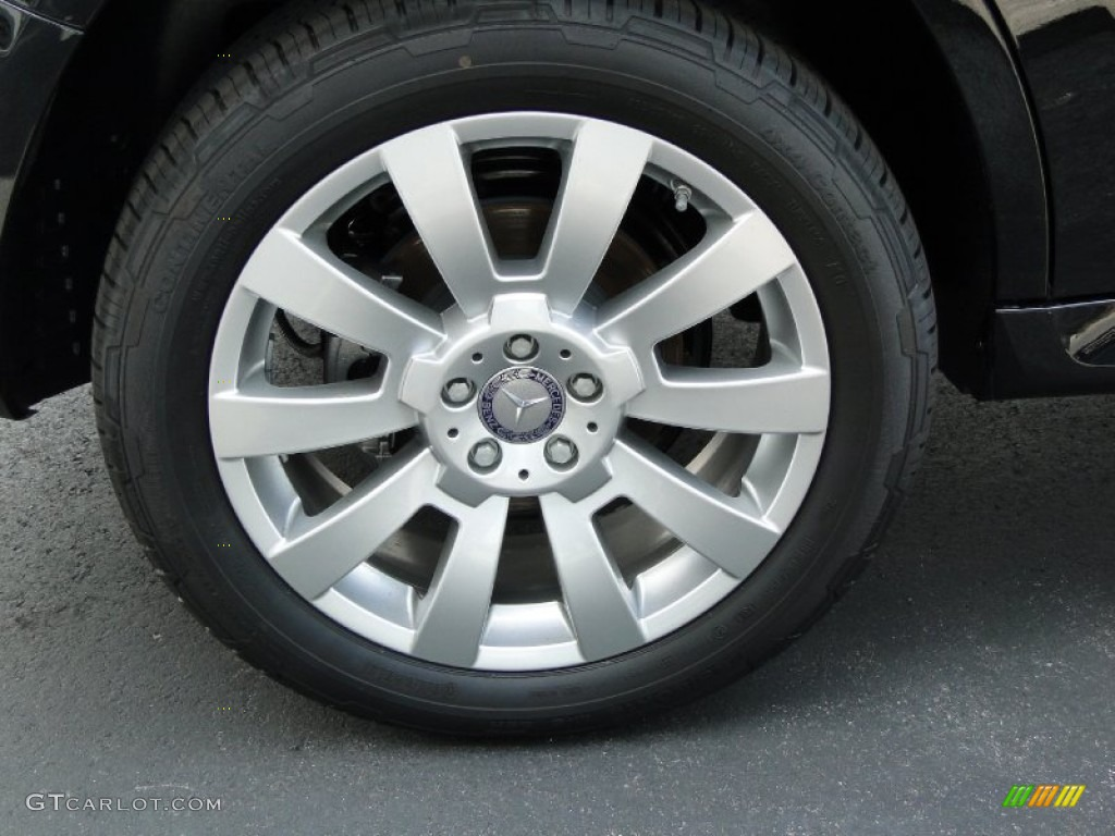 2012 Mercedes Benz Glk 350 Wheel Photo 52928298