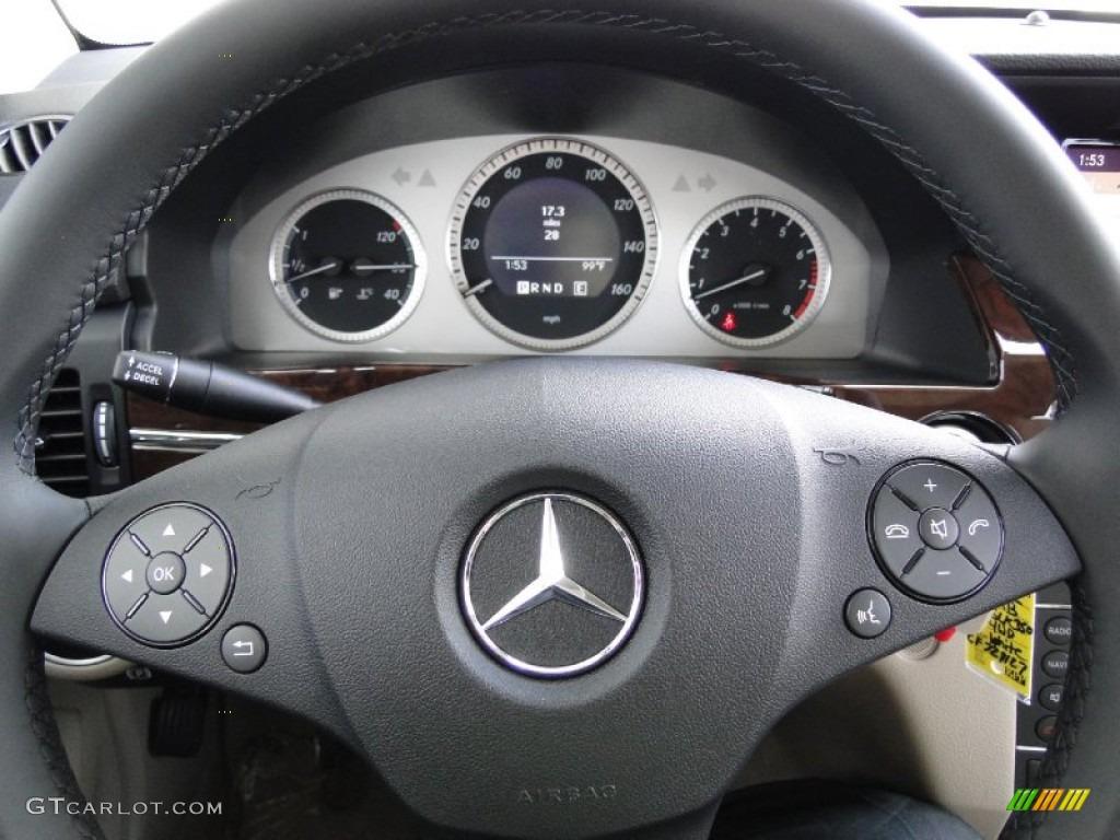 2012 mercedes benz glk 350 4matic steering wheel photos for Mercedes benz steering wheel control buttons