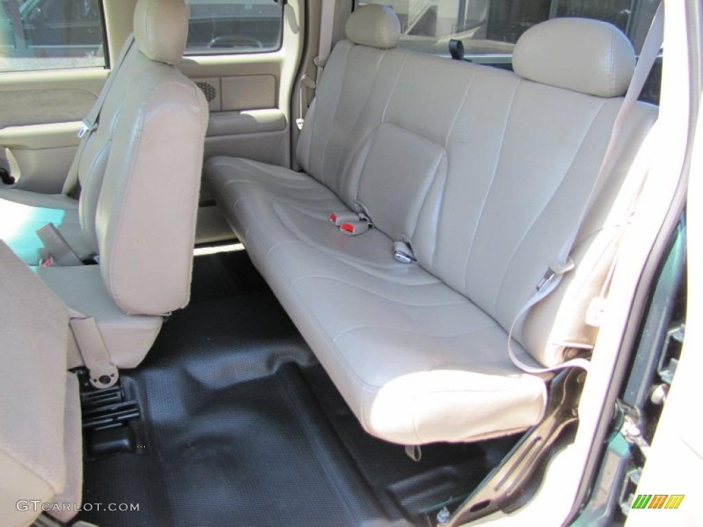 Tan interior 2002 chevrolet silverado 1500 lt extended cab - 2000 chevy silverado 1500 interior ...