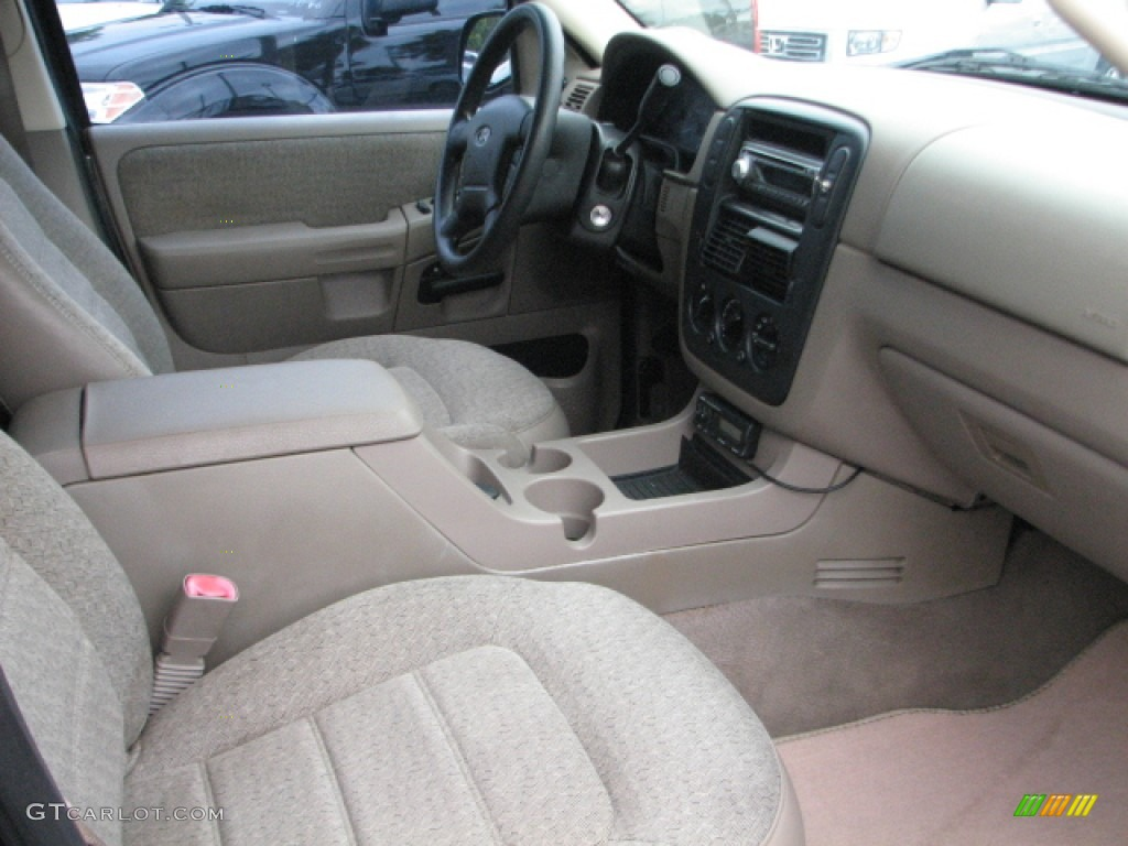 medium parchment interior 2002 ford explorer xls photo. Black Bedroom Furniture Sets. Home Design Ideas