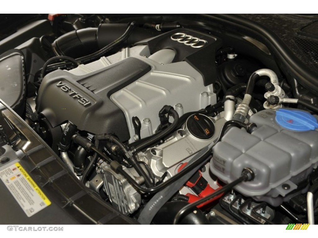 2012 Audi A6 3 0t Quattro Sedan 3 0 Liter Fsi Supercharged