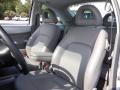 Grey 2002 Volkswagen New Beetle Interiors