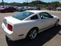 2007 Performance White Ford Mustang Shelby GT Coupe  photo #4