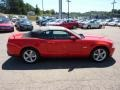 2011 Race Red Ford Mustang GT Convertible  photo #5
