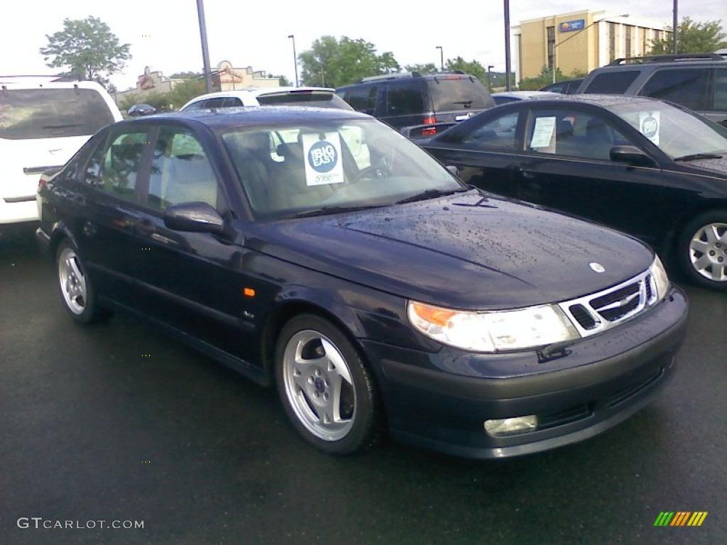on 2000 Saab 9 5 2 3t