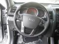 Black Steering Wheel Photo for 2012 Kia Sorento #52976209