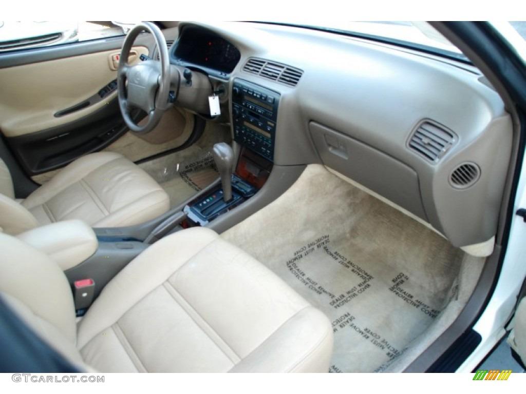 2001 Lexus ES 300  Interior Pictures  CarGurus