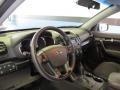 2011 Bright Silver Kia Sorento LX V6 AWD  photo #7