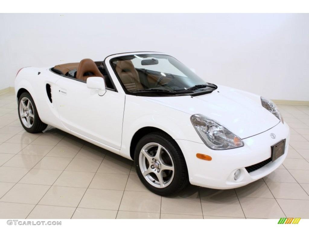 2004 Super White Toyota MR2 Spyder Roadster #52971944 ...