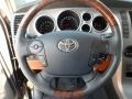 Redrock/Black Steering Wheel Photo for 2011 Toyota Tundra #52983886