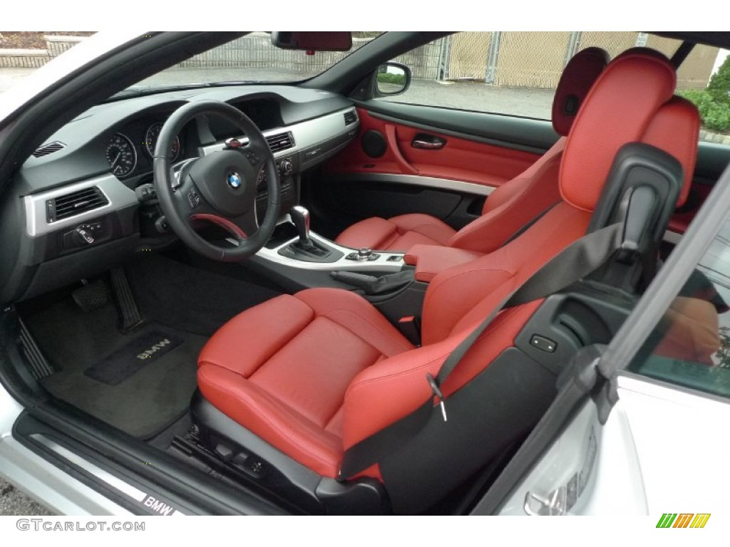 Bmw Convertible Black With Red Interior 2017