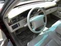 1998 Cadillac DeVille Cappuccino Cream Interior Dashboard Photo