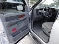 2006 Bright Silver Metallic Dodge Ram 1500 SLT Quad Cab  photo #4