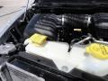 2006 Bright Silver Metallic Dodge Ram 1500 SLT Quad Cab  photo #23