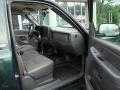2005 Dark Green Metallic Chevrolet Silverado 1500 Regular Cab  photo #11