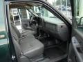 2005 Dark Green Metallic Chevrolet Silverado 1500 Regular Cab  photo #12