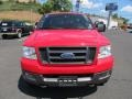 Bright Red 2005 Ford F150 Gallery