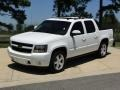 Summit White 2007 Chevrolet Avalanche Gallery
