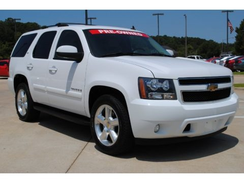 2007 Chevrolet Tahoe Ltz Data Info And Specs