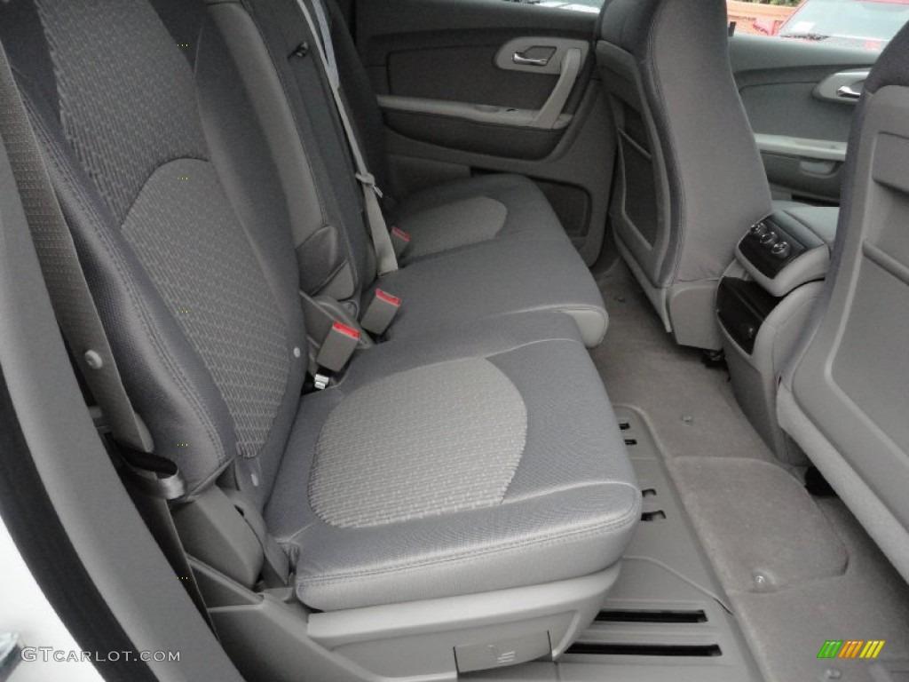 2012 Chevrolet Traverse Ls Interior Photo 53025698