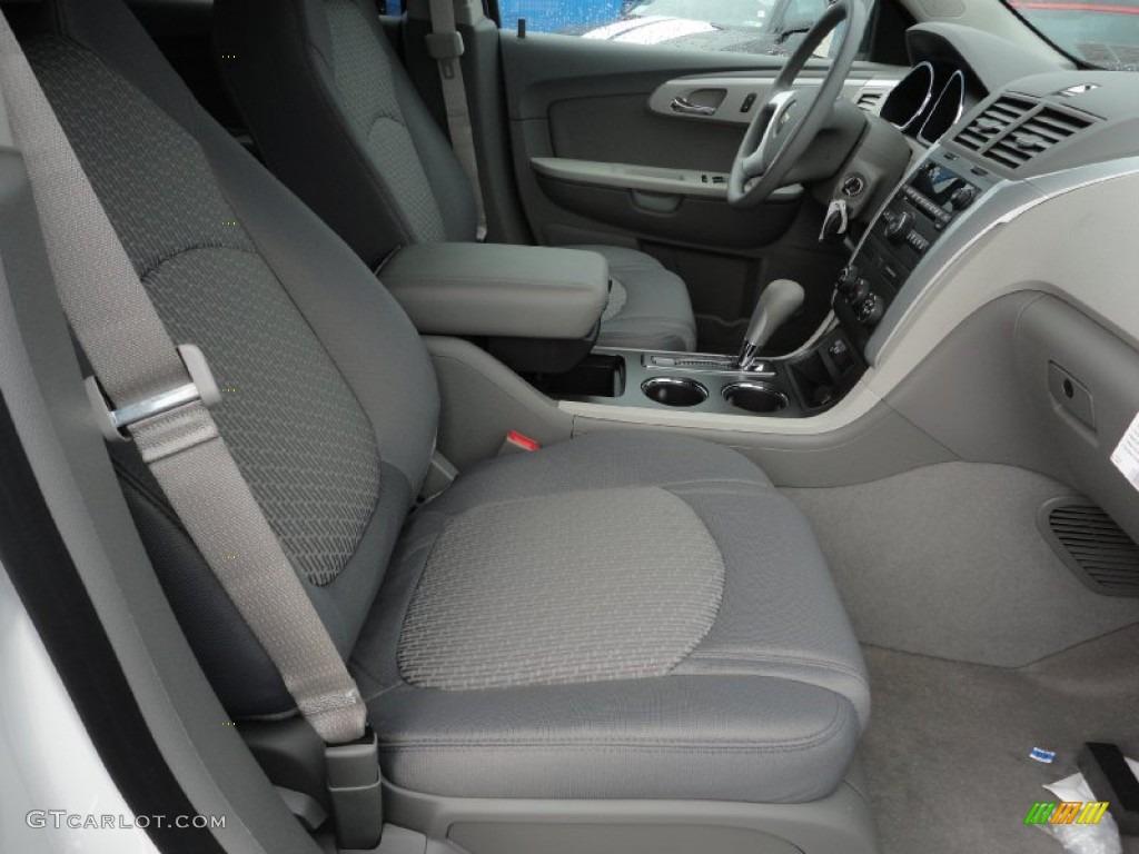 2012 Chevrolet Traverse Ls Interior Photo 53025707