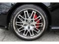 2000 Mercedes-Benz S 500 Sedan Custom Wheels