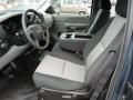Dark Titanium Interior Photo for 2008 Chevrolet Silverado 1500 #53028563